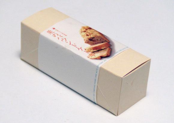パウンドケーキパッケージ